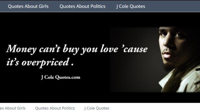 j cole quotes about dreams - photo #3