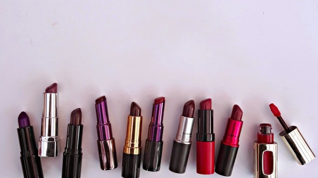Lipstick dan Dorongan Untuk Jadi Lebih Berani
