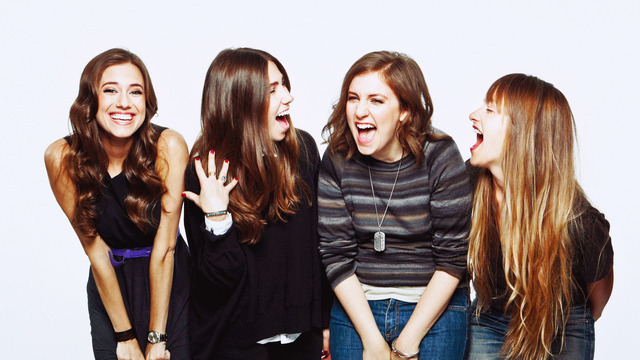 Girls hbo show cast