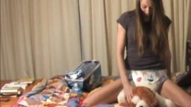diaper video