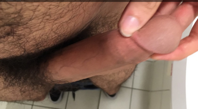 Black hairy hole cumshots