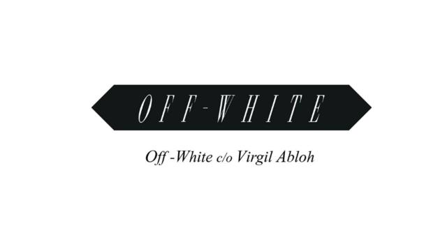 Off White Virgil Abloh Wallpaper Off-white C/o Virgil Abloh