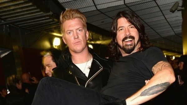 Happy Birthday To Josh Homme Queens Of The Stone Age
