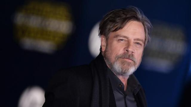Its Mark Hamill
