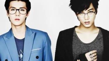 Sehun, Kai, Luhan – W Live | wowkpop