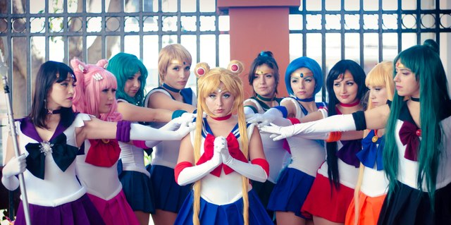 Sailor Moon Cosplay Tumblr Sailor Moon Cosplay Chile