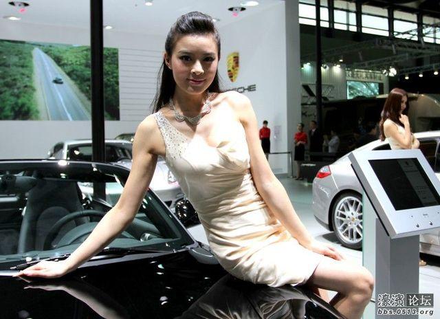Asian Show Tumblr - Asian car show girls