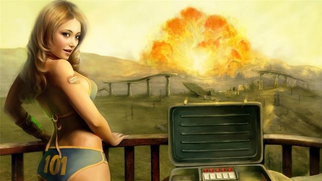 Fallout 3 moira brown porn