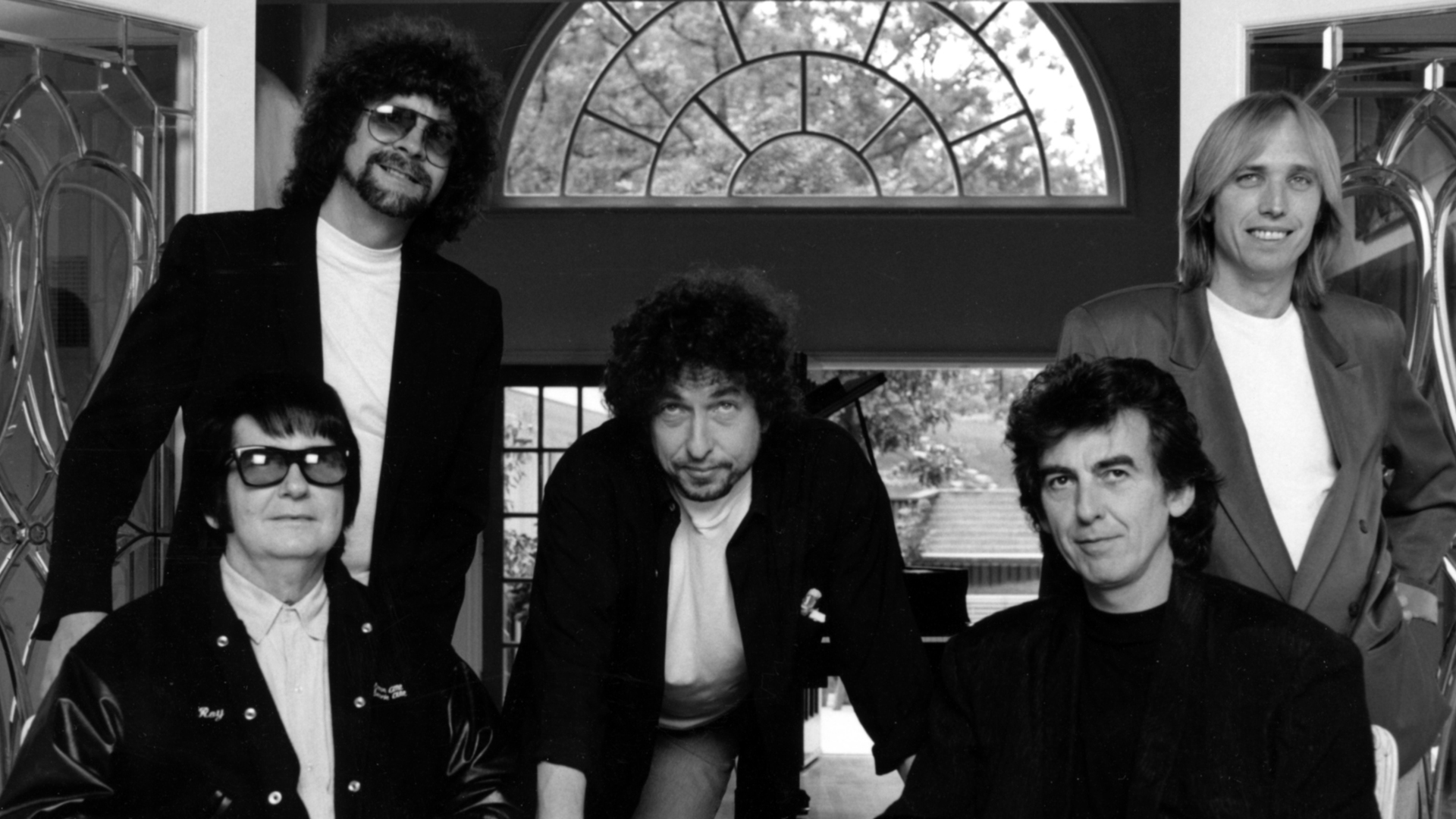 Image result for traveling wilburys