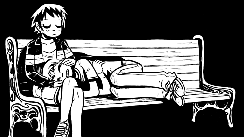 Scott Pilgrim Comic Tumblr Fuck Yeah Scott Pilgrim Comic