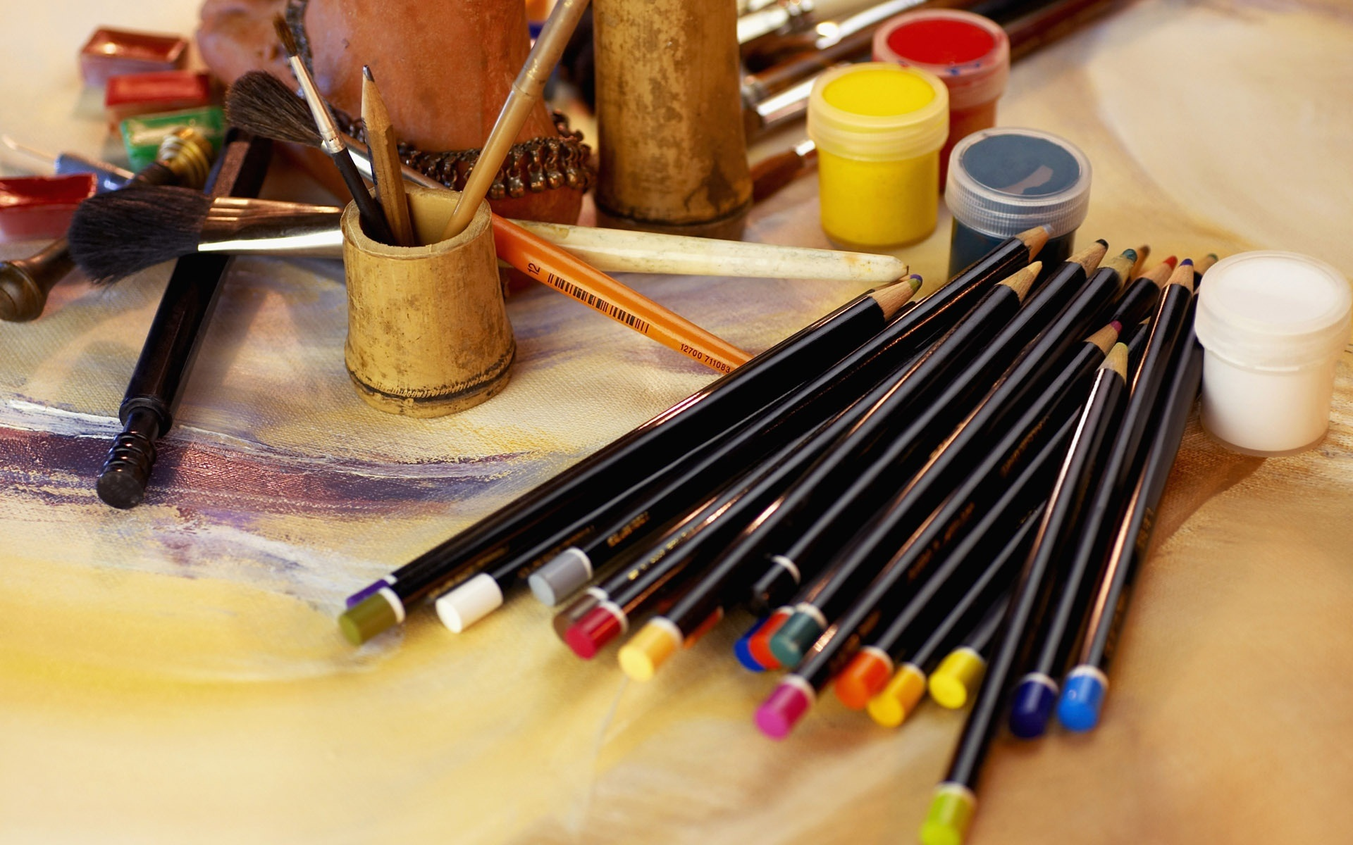Image result for art tools