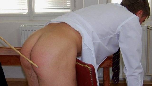 Caned Male Ass 3