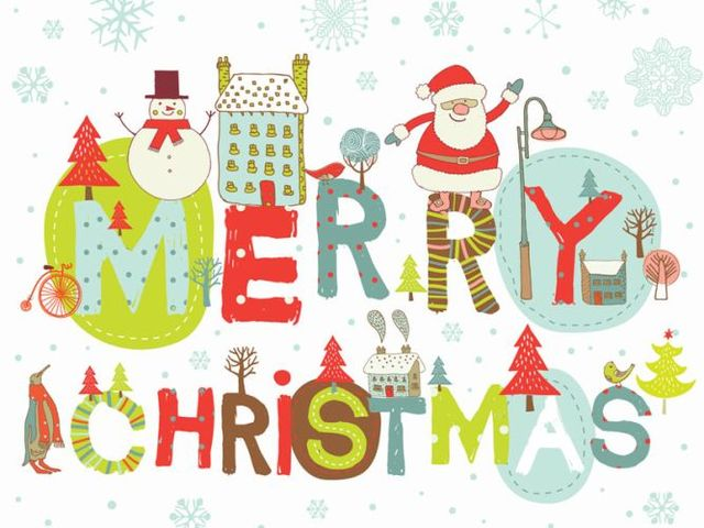 Image result for merry christmas message