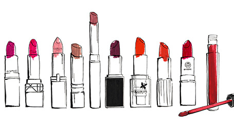 Musykil Dengan Bau Lipstik