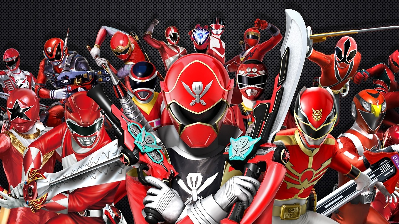 pr mf red ranger - photo #7