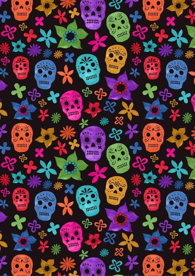 Cute Skull iPhone Wallpaper HD  Pinterest