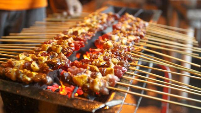 Sate Madura - Resep Makanan Indonesia