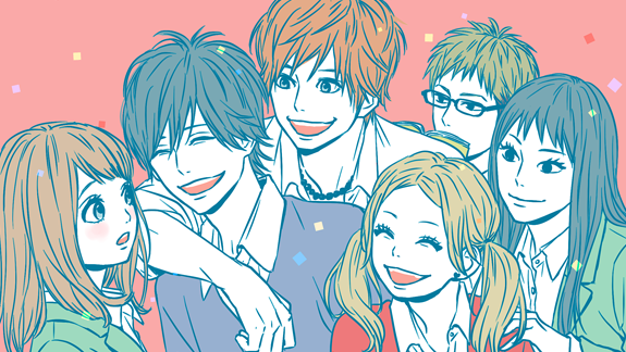 Resultado de imagen de Orange anime