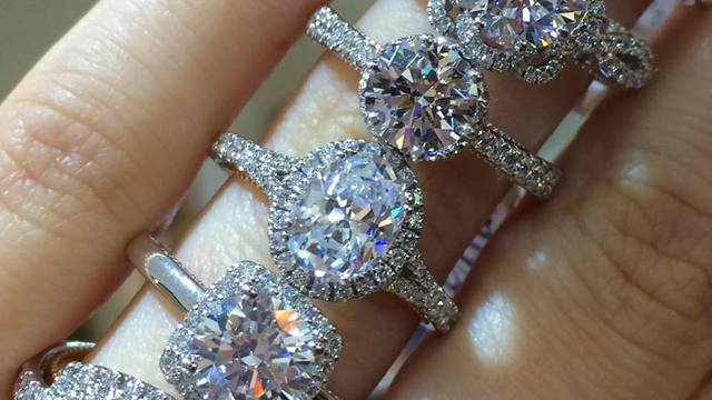 Tiffany Diamond Wedding Ring 85 Cute Vintage engagement rings instagram