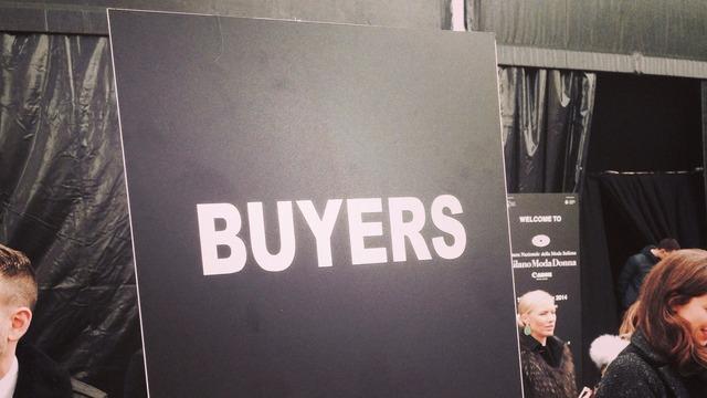 fashion buyers | Tumblr