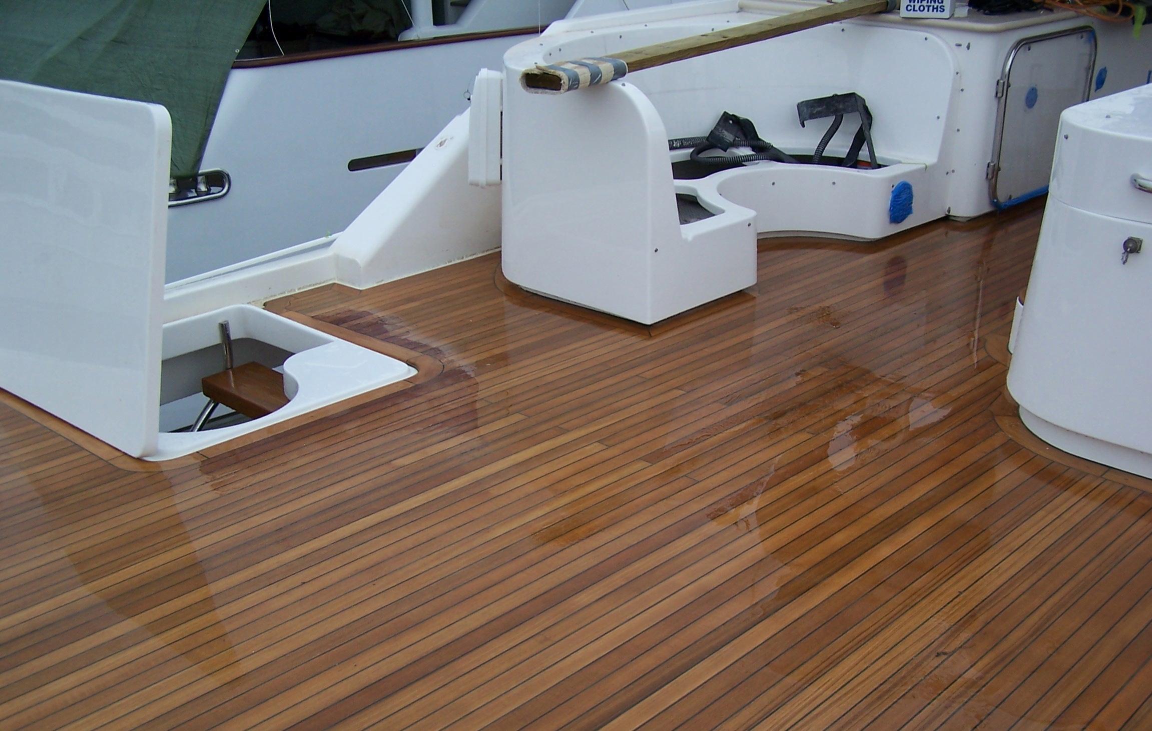 Boat Decks Teak Teak Boat Decking