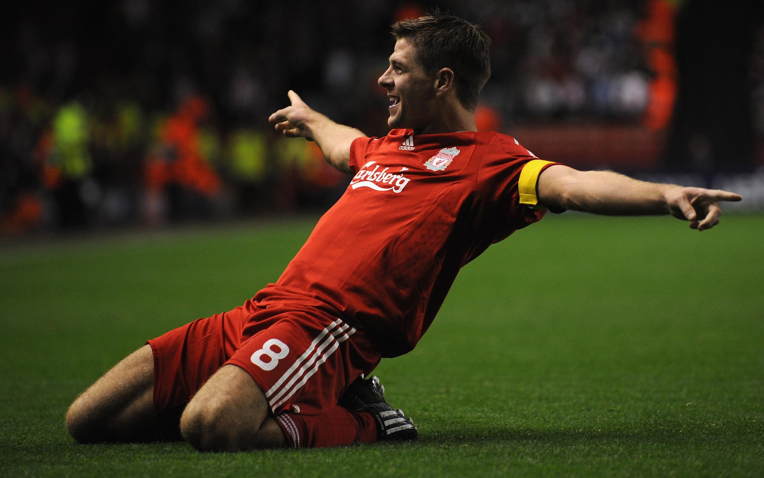 Steven Gerrard 'really interested' to see if Premier ... |Steven Gerrard Muscle