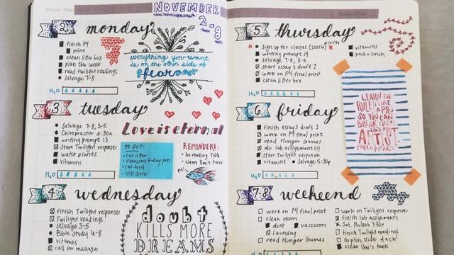 Image result for planner tumblr