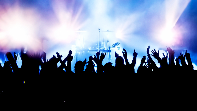 Concert crowd from stage tumblr - Concert crowd wallpaper ...