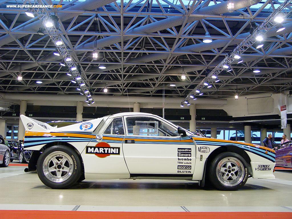 Каталог моделей автомобилей HPI MODEL CARS - 959 LANCIA 037 RALLY ...