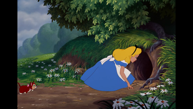 Alice in Wonderland (1951); Walt Disney Pictures