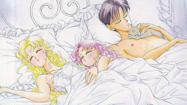 Sailor moon and the queer art of questioning gender and sexuality