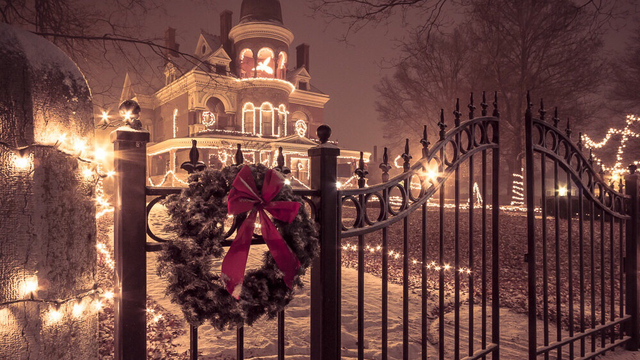 Top 10 Favorite Christmas Aesthetics