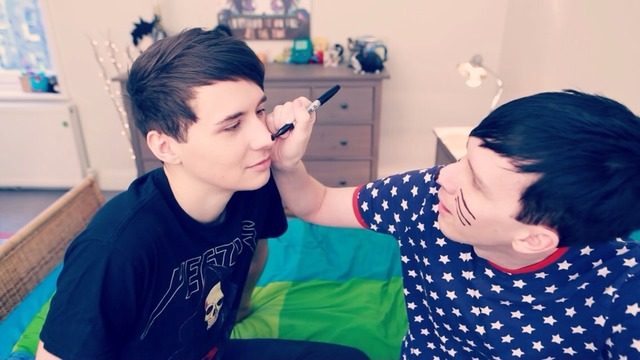 Dan and phil gif