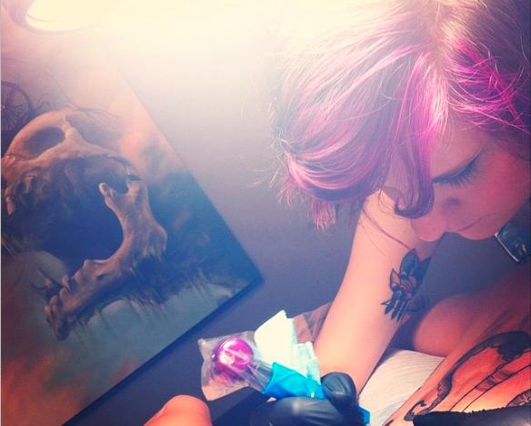Jaw Tattoos Blog