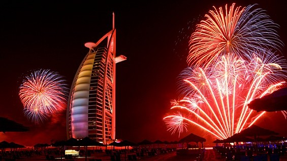 Image result for downtown dubai new years eve