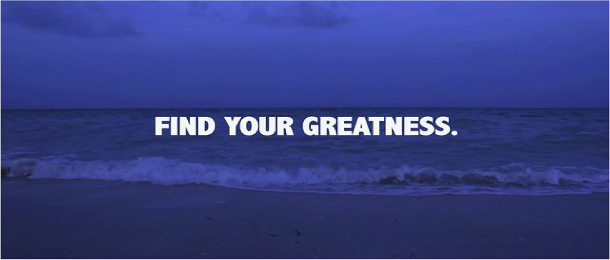 Nike Find Your Greatness Find Your Greatness in Nike
