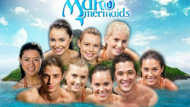 Review mako mermaids 2014 16 imdforums for H2o just add water cast