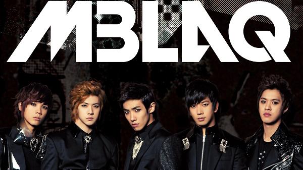 MBLAQ 엠블랙 CRY