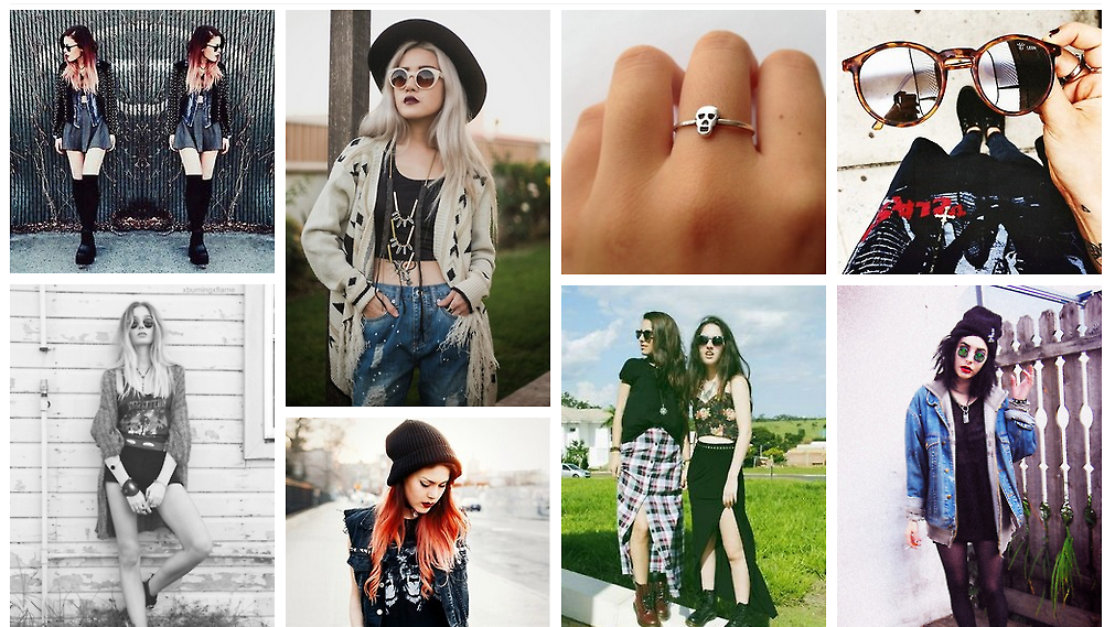 Grunge Fashion Tumblr Grunge Fashion