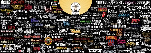 Lista de bandas post hardcore