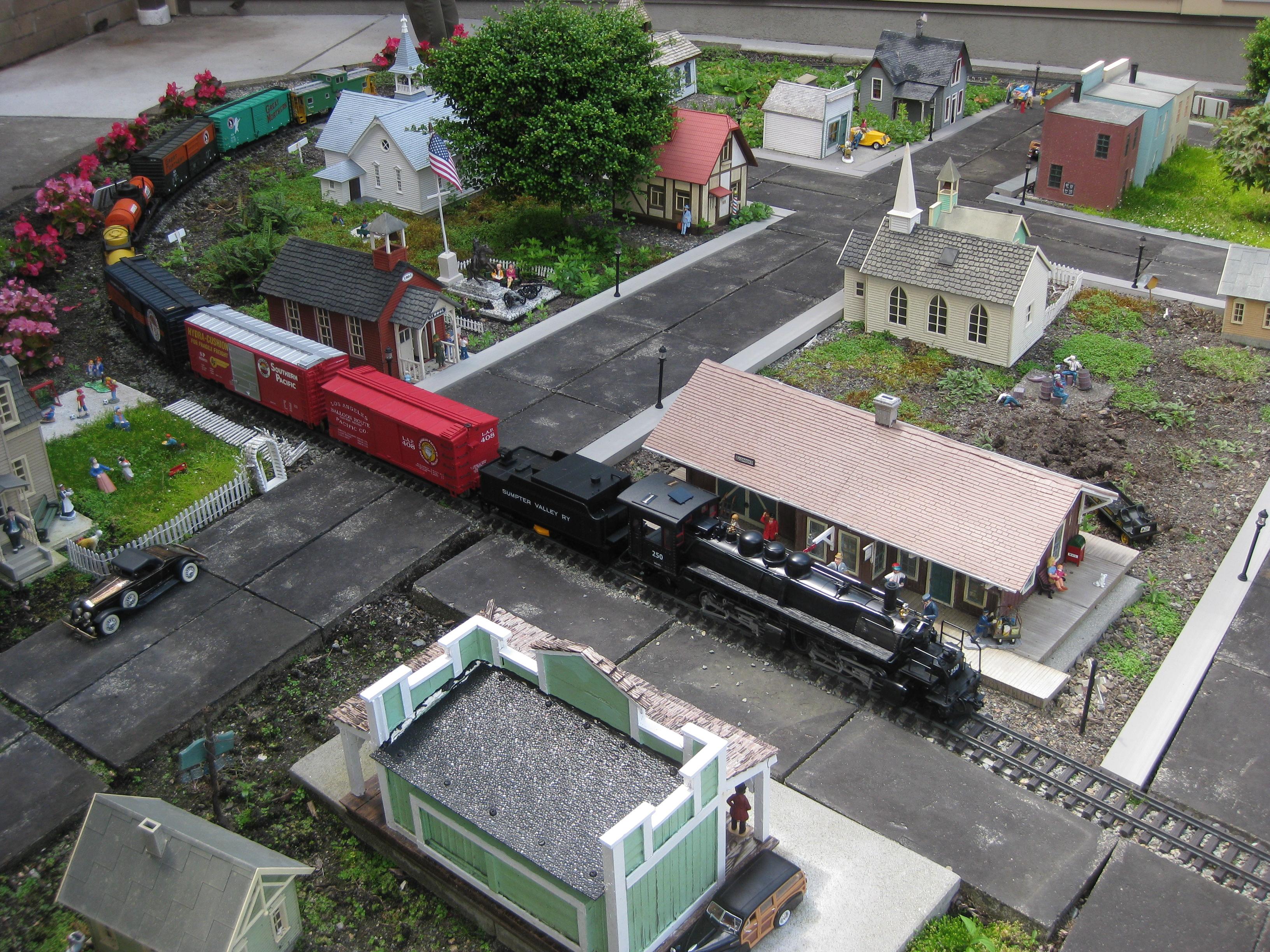 garden railroad Tumblr