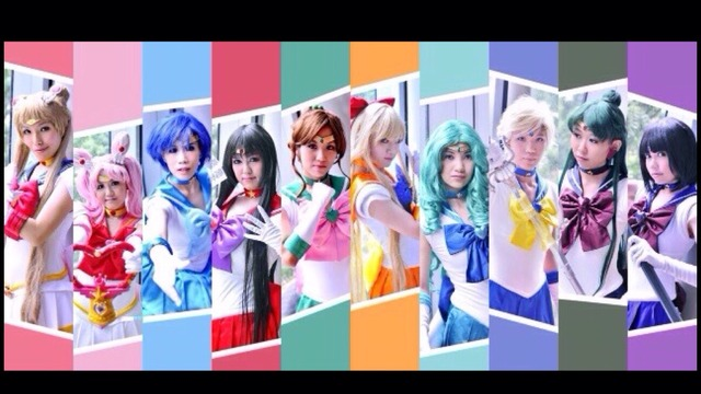 Sailor Moon Cosplay Tumblr Sailor Moon Cosplay