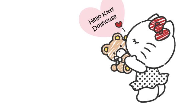 Hello kitty background tumblr