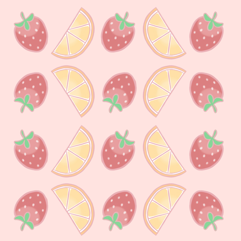 strawberries drawing tumblr wwwimgkidcom the image
