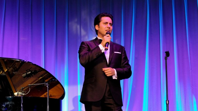 John Lloyd Young Returns to the Café Carlyle