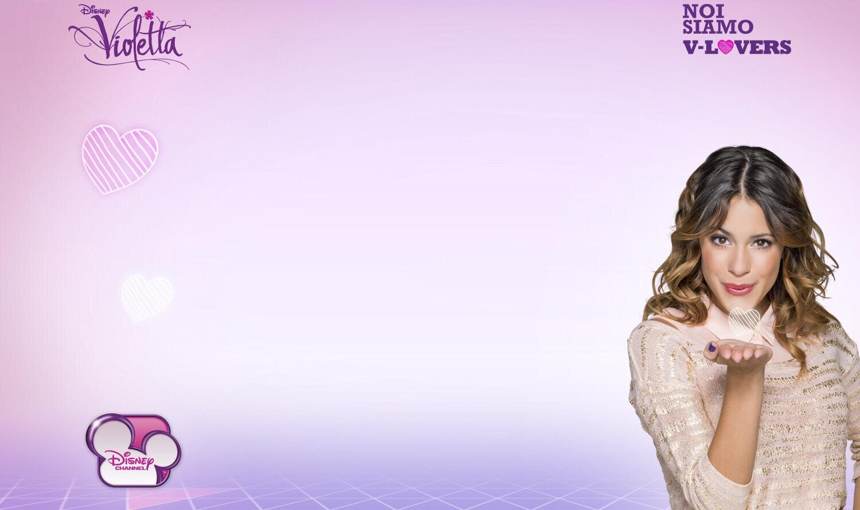 Violetta Italia Disney