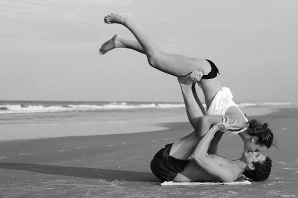 Couple Yoga Tumblr Images