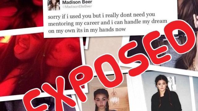 Madison beer bullied people exposing madison beer tumblr