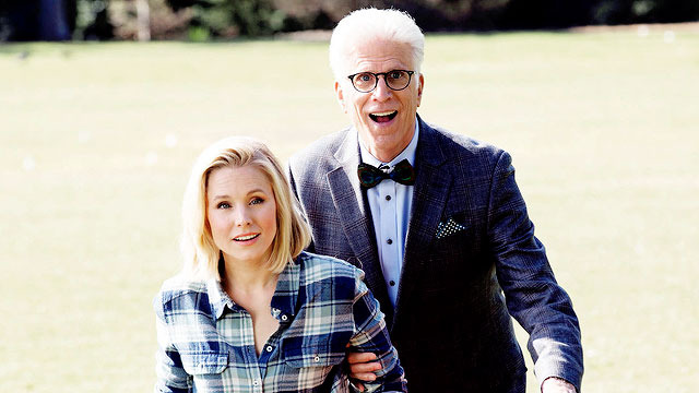 Image result for the good place gifs