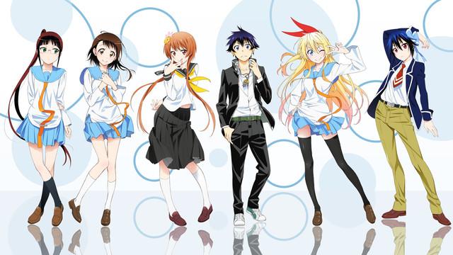Anime,girls HD wallpaper